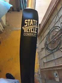 State Bicycle Company racing forks