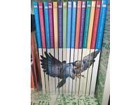 Set of children's encyclopaedia books