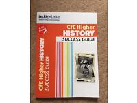 CfE Higher History Course Notes and Success Guide