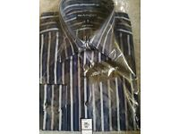M&S Autograph Men's Shirt,Pure Cotton Easy Iron, Size 15, Brand new