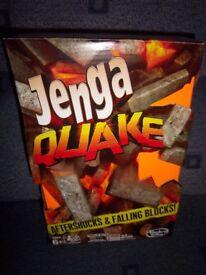 Jenga Quake Game IP1