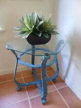 Glass Top Plant Stand Rockingham Rockingham Area Preview
