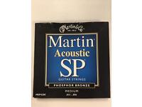 Acoustic guitar strings for sale