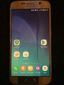 Samsung Galaxy S6 1 month old