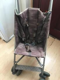 Buggy or pushchair..baby bouncer..baby walker..toys