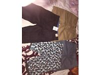 4 pairs of boys shorts aged 9