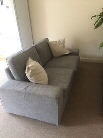 2 seats sofa, 15 months old