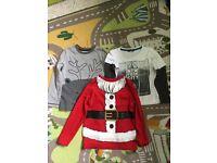 Bundle of boys clothes age 4-5