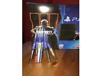 PS4 with 6 games for sale