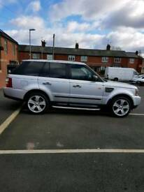 Range Rover Sport Hse 2.7 tdv6 (MUST READ ADVERT)