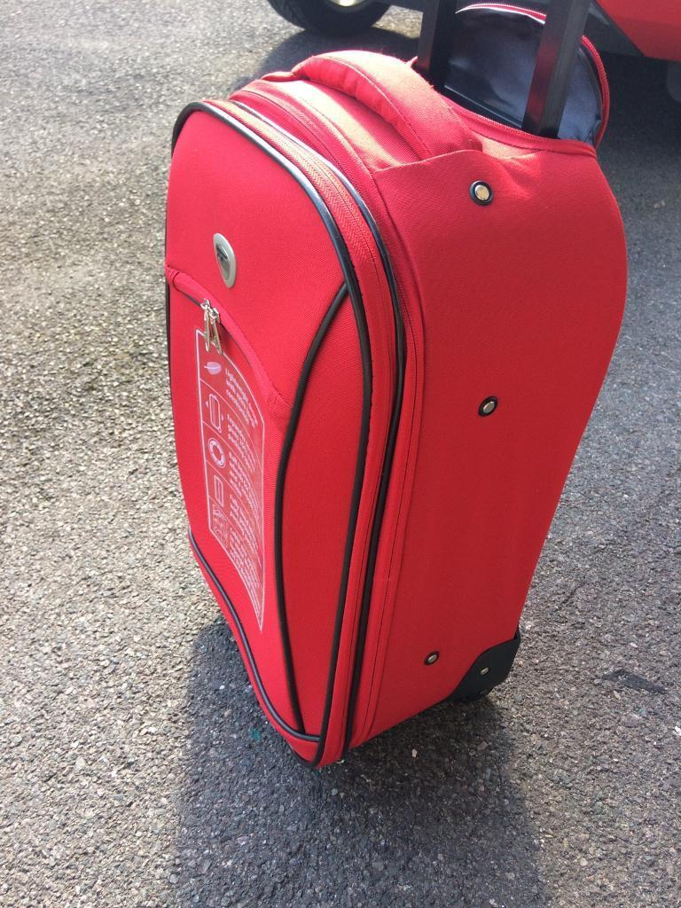 Small red suitcase | in Coventry, West Midlands | Gumtree