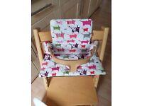 Stokke Trip Trapp (High Chair), Baby Set, Cushion Set, Tray