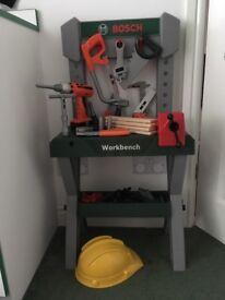 Kids Bosch Tool Bench