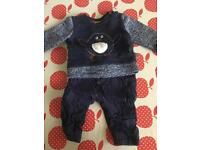 Jumper and Trouser set from Morrisons 3-6 months