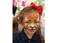 Face Painting / Glitter Tattoos / Glitter Faces / Balloon Modelling / Face Painter