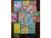 *** Children's book - Jacqueline Wilson girls books age 9 – 11 years***
