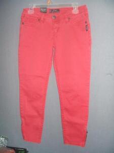 "Women`s Silver Jeans Camden Rose Ankle Size: W27 - Waist 16"" X 24"" Inseam"