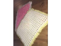 Pom Pom blankets and more