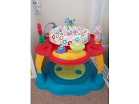 My Child Twizzle Entertainer Baby Activity Table