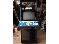 Arcade Cabinet - EA PGA Tour Gold Challenge