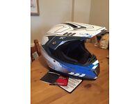 Brand new motorcross helmet