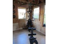 PARABODY Multi gym in as new condition.