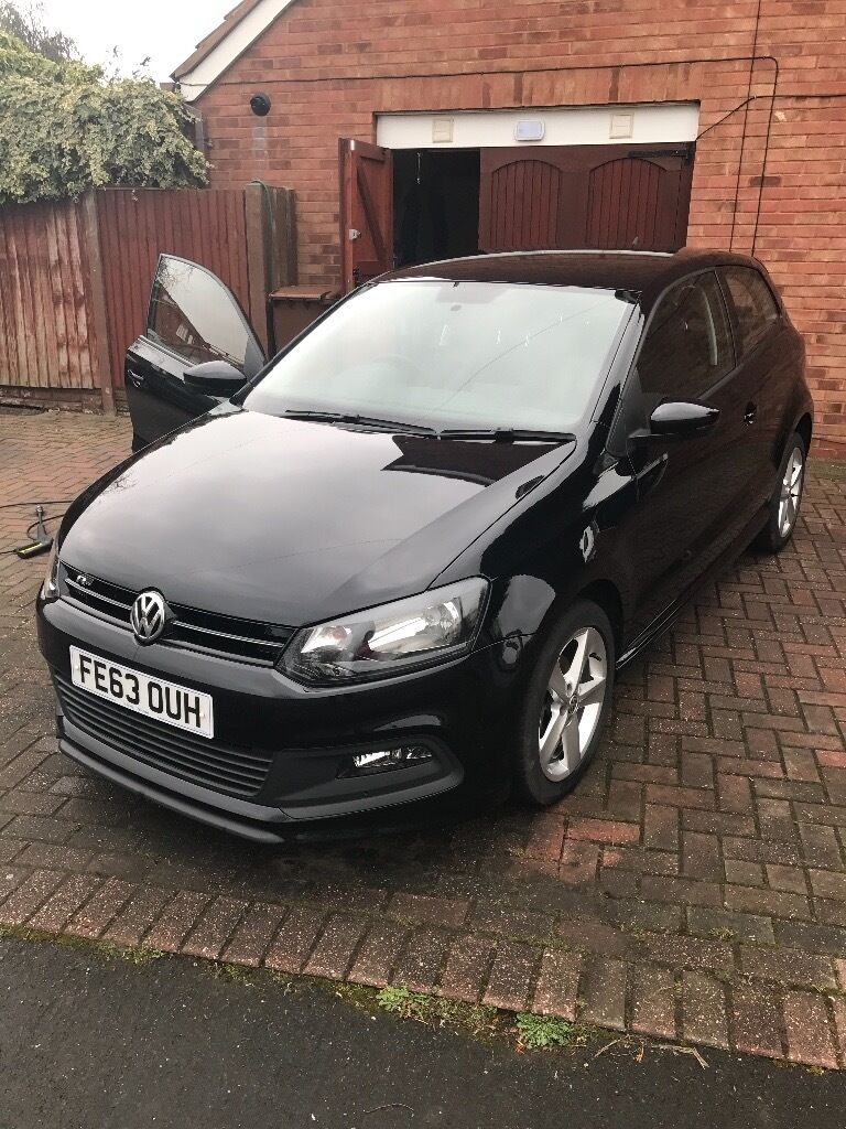 vw polo r line style 2013 in burton on trent staffordshire gumtree. Black Bedroom Furniture Sets. Home Design Ideas