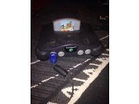 Nintendo 64 1 pad 1 game £50 ono