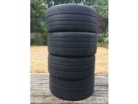 4 Tyres - Mitchellin Lattitude Sport 295/35/R21 107Y XL - PORSCHE RATED