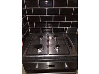 NEARLY NEW!!! BEKO oven, hob and housing unit and BRAND NEW bosche hood!!!
