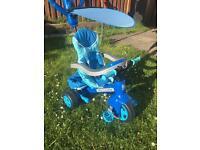 Push Along Trike