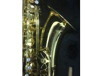 Evette Tenor Saxophone