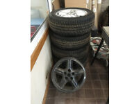 Land Rover Discovery 2 Alloy Wheels & Tyres