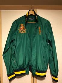 Ralph Lauren Polo Rain Proof Smart Casual Jacket in Green Size Large Sports Wear
