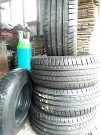 Michelin pilot sport 3 x4 new