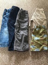 Boys clothes bundle age 18-24 months