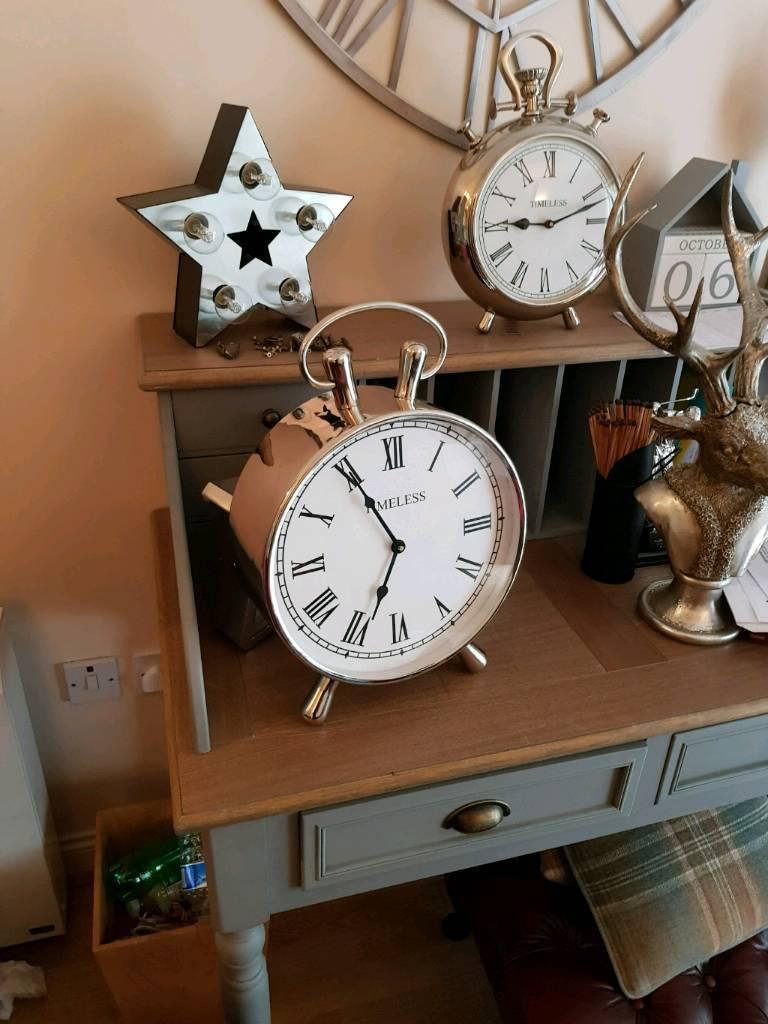 Fabulous Large Mantle Clocks New