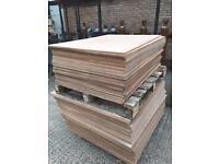 Marine hardwood plywood