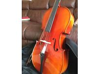 3/4 Cello - Ideal for Beginners