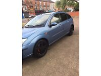 Ford focus for sale 1.8 TDCI