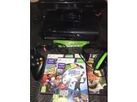 Xbox 360 slim console / 500GB