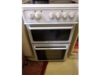 Hotpoint electric cooker - 4 hobs, oven, and grill - London