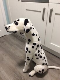 Large Plush Dalmatian