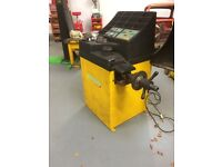 Wheel balance machine 240 volt ,in good working order