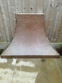 Copper Fireplace Hood/ Canopy £45 o.n.o