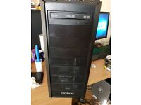 EXCELLENT CORE i3 750HDD 4 GIG DDR3 DESKTOP. VERY QUICK REFURBISHED WIN10 OFFICE, TOWER COMPUTER
