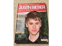 Official Justin Bieber Annual 2012