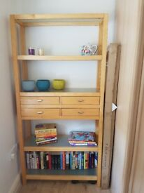 Bookcase in vgc for sale - bought in John Lewis