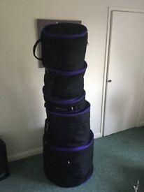 Premier XPK 5 piece drum kit