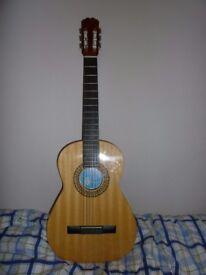 Classical Acoustic Spanish Guitar